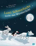 Cover-Bild zu Lumi Schneefuchs sucht das Wunderlicht von Reider, Katja