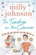 Cover-Bild zu Johnson, Milly: Teashop on the Corner (eBook)