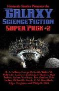 Cover-Bild zu Galaxy Science Fiction Super Pack #2 (eBook) von Leiber, Fritz