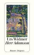 Cover-Bild zu Herr Adamson von Widmer, Urs