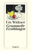 Cover-Bild zu Gesammelte Erzählungen von Widmer, Urs
