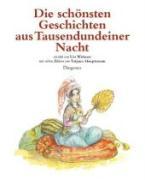 Cover-Bild zu Die schönsten Geschichten aus Tausendundeiner Nacht von Widmer, Urs