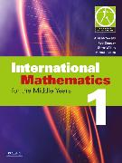 Cover-Bild zu International Mathematics for the Middle Years 1 von McSeveny, Alan