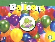 Cover-Bild zu Balloons Balloons 3 Students' Book von Herrera, Mario