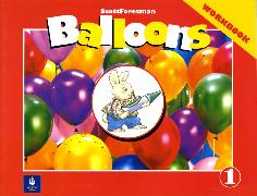 Cover-Bild zu Balloons Balloons 1 Workbook von Herrera, Mario