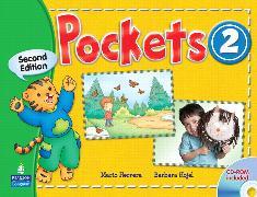 Cover-Bild zu Level 2: Pockets, Second Edition Level 2 Student Book with CD-ROM - Pockets. Second Edition