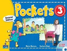Cover-Bild zu Level 3: Pockets, Second Edition Level 3 Student Book with CD-ROM - Pockets. Second Edition