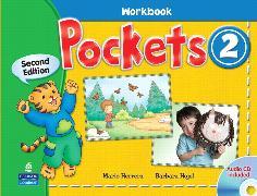 Cover-Bild zu Level 2: Pockets, Second Edition Level 2 Workbook with Audio CD - Pockets. Second Edition von HERRERA