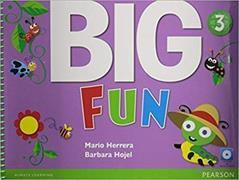 Cover-Bild zu Big Fun Level 3 Student's Book von Herrera, Mario