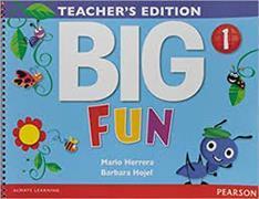 Cover-Bild zu Big Fun Level 1 Teachers Edition von Hojel, Barbara