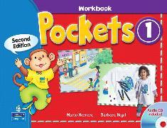 Cover-Bild zu Level 1: Pockets, Second Edition Level 1 Workbook with Audio CD - Pockets. Second Edition