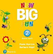 Cover-Bild zu Big Fun 2 Active Teach von Herrera, Mario