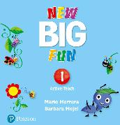 Cover-Bild zu Big Fun 1 Active Teach von Herrera, Mario