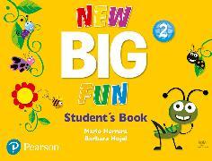 Cover-Bild zu Big Fun Refresh Level 2 Student Book and CD-ROM pack von Herrera, Mario
