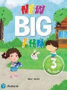 Cover-Bild zu Big Fun Refresh Level 3 Big Book von Herrera, Mario
