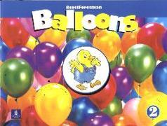 Cover-Bild zu Balloons Balloons 2 Students' Book von Herrera, Mario