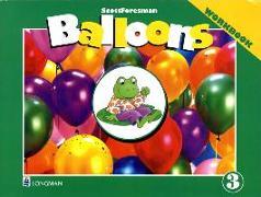 Cover-Bild zu Balloons Balloons 3 Workbook von Herrera, Mario