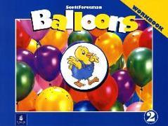 Cover-Bild zu Balloons Balloons 2 Workbook von Herrera, Mario