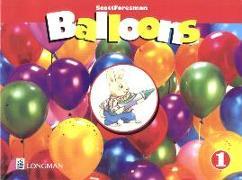 Cover-Bild zu Balloons Balloons 1 Students' Book von Herrera, Mario