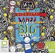 Cover-Bild zu Biscuits, Bands and Very Big Plans von Pichon, Liz