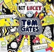 Cover-Bild zu (A Tiny Bit) Lucky von Pichon, Liz