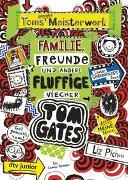 Cover-Bild zu Tom Gates 12: Toms geniales Meisterwerk (Familie, Freunde und andere fluffige Viecher) von Pichon, Liz