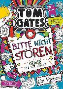 Cover-Bild zu Tom Gates, Bd. 8: Bitte nicht stören, Genie bei der Arbeit von Pichon, Liz