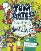 Cover-Bild zu Tom Gates: Everything's Amazing (Sort Of) von Pichon, Liz