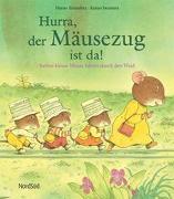 Cover-Bild zu Hurra, der Mäusezug ist da! von Yamashita, Haruo