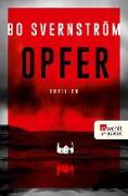 Cover-Bild zu Opfer (eBook) von Svernström, Bo