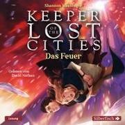 Cover-Bild zu Keeper of the Lost Cities - Das Feuer von Messenger, Shannon