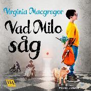 Cover-Bild zu Vad Milo såg (Audio Download) von Macgregor, Virginia