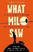 Cover-Bild zu What Milo Saw von Macgregor, Virginia