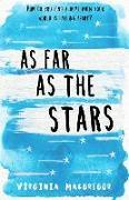 Cover-Bild zu As Far as the Stars von Macgregor, Virginia