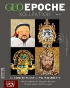 Cover-Bild zu GEO Epoche KOLLEKTION 23/2021 Die großen Reiche der Weltgeschichte Teil 2 Mittelalter von Schröder, Jens