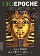 Cover-Bild zu GEO Epoche Kollektion 11/2018. Das Reich der Pharaonen von Schaper, Michael