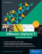 Cover-Bild zu VMware vSphere 7 (eBook) von Wöhrmann, Bertram