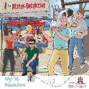 Cover-Bild zu Die Alster-Detektive, Folge 10: Möwenalarm (Ungekürzt) (Audio Download) von Schwind, Kai