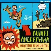 Cover-Bild zu Albert Andakawwa - Schlamassel im Schlammsee (Audio Download) von Schröder, Patricia