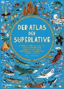 Cover-Bild zu Der Atlas der Superlative von Hawkins, Emily