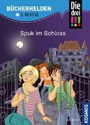 Cover-Bild zu Die drei !!!, Bücherhelden 2. Klasse, Spuk im Schloss von Ambach, Jule