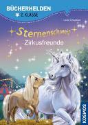 Cover-Bild zu Sternenschweif, Bücherhelden 2. Klasse, Zirkusfreunde von Chapman, Linda
