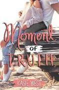 Cover-Bild zu West, Kasie: Moment of Truth