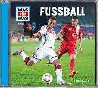 Cover-Bild zu WAS IST WAS Hörspiel: Fußball von Falk, Matthias