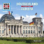 Cover-Bild zu Was ist was Hörspiel: Deutschland/ Europa (Audio Download) von Haderer, Kurt