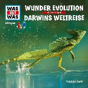 Cover-Bild zu WAS IST WAS Hörspiel: Wunder Evolution / Darwins Weltreise (Audio Download) von Baur, Dr. Manfred
