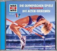 Cover-Bild zu Was ist was Hörspiel-CD: Die Olympischen Spiele/ Die alten Griechen von Haderer, Kurt