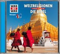 Cover-Bild zu WAS IST WAS Hörspiel: Weltreligionen/ Die Bibel von Haderer, Kurt