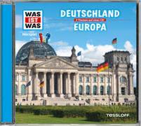 Cover-Bild zu Deutschland / Europa von Haderer, Kurt