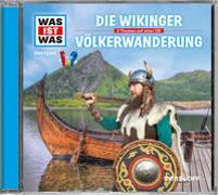 Cover-Bild zu Was ist was Hörspiel-CD: Die Wikinger/ Völkerwanderung von Haderer, Kurt